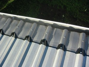 Fineleaf Trimdeck Roof