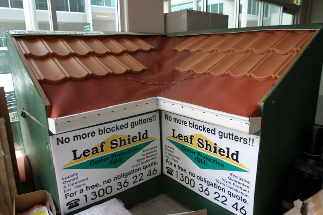 Leafshield Warehouse And Display Gallery Australia