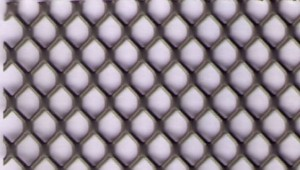 Diamond Aluminium Guttermesh