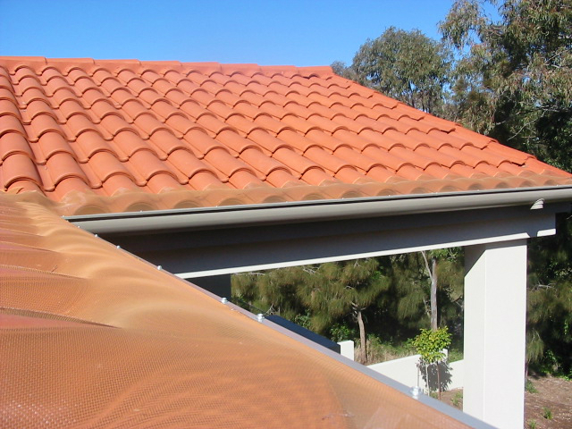 Fine Leaf Mesh Gallery Gutter Guards Australia